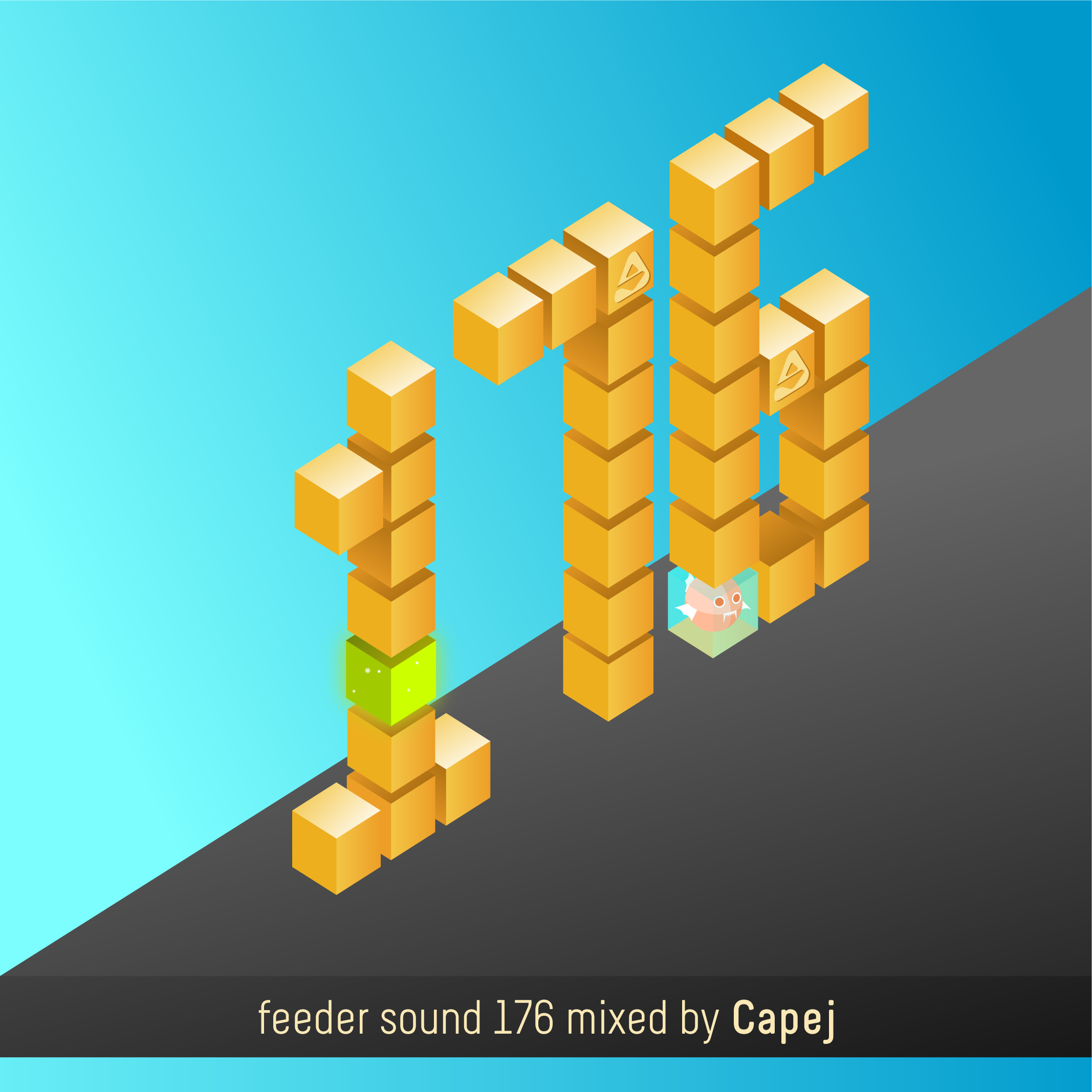 feeder sound 176 mixed by Capej