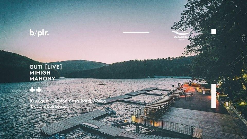 Lakehouse Summer w. Guti [LIVE], Mihigh, Mahony