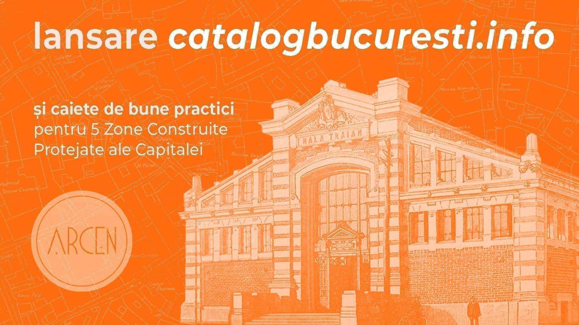 Lansare catalogbucuresti.info