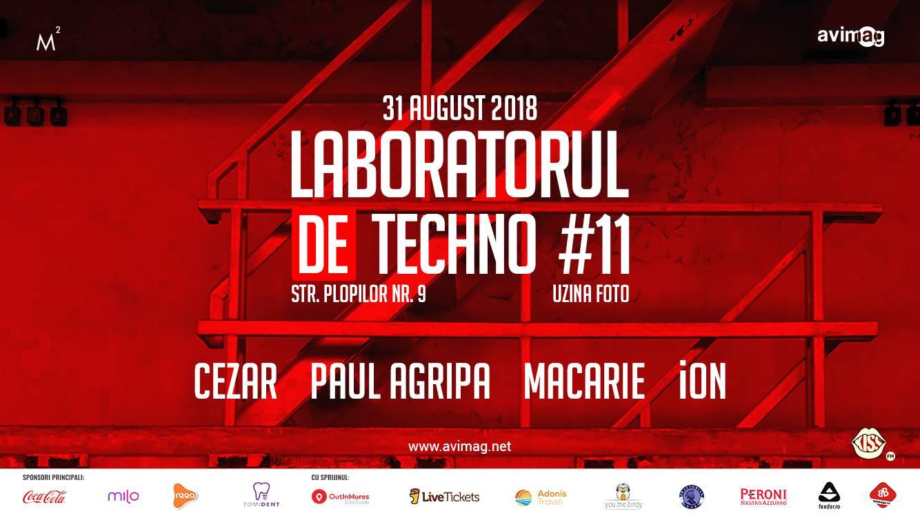 Laboratorul de Techno // LDT 11