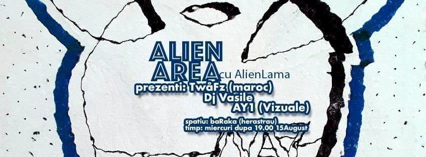 AlienArea cu AlienLama IV