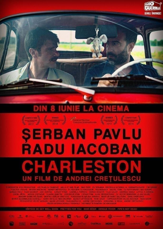 "Seara Filmului Românesc: proiecție ""Charleston"""
