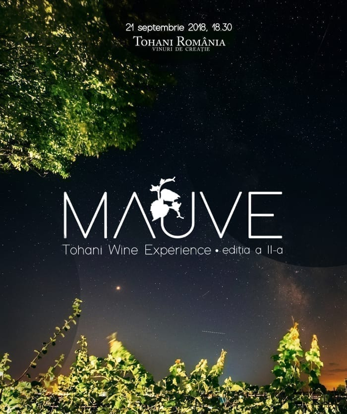 MAUVE - Tohani Wine Experience II. Jazz Edition