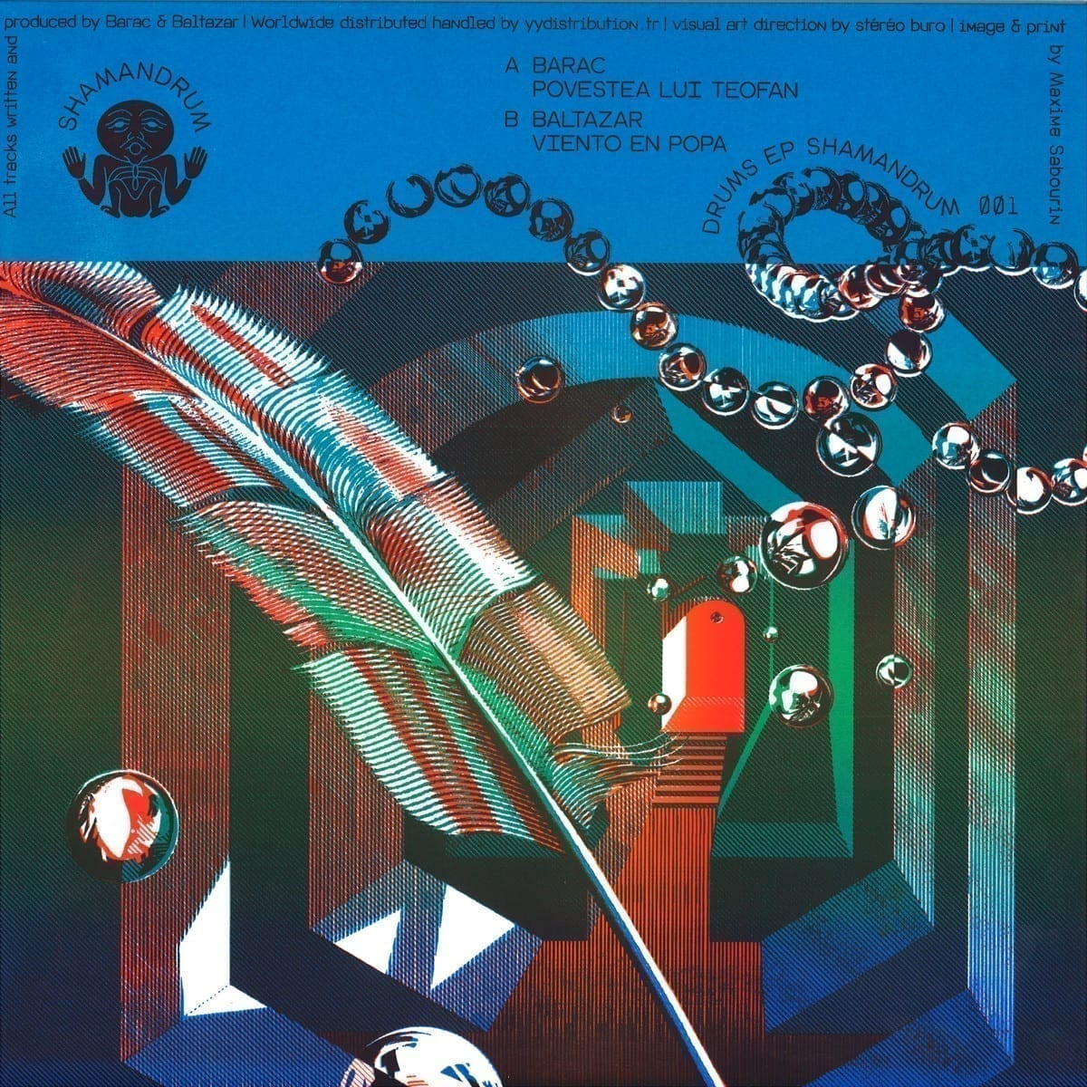 Barac / Baltazar - Drums EP