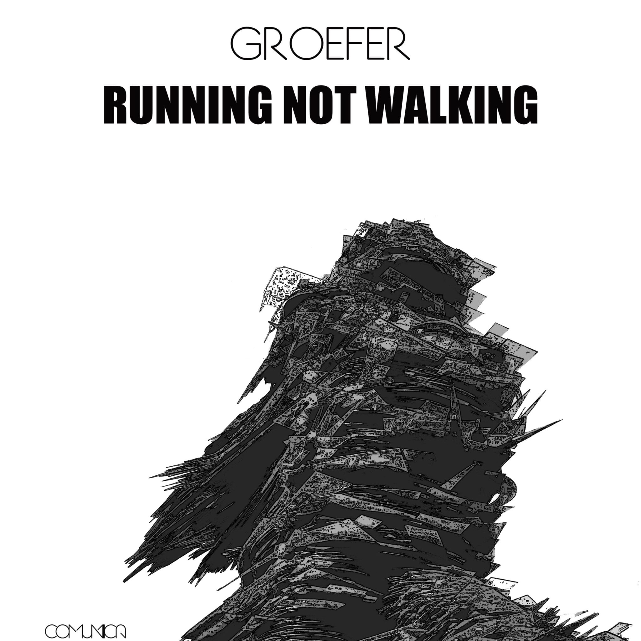 Groefer's debut on Comunica: Running Not Walking