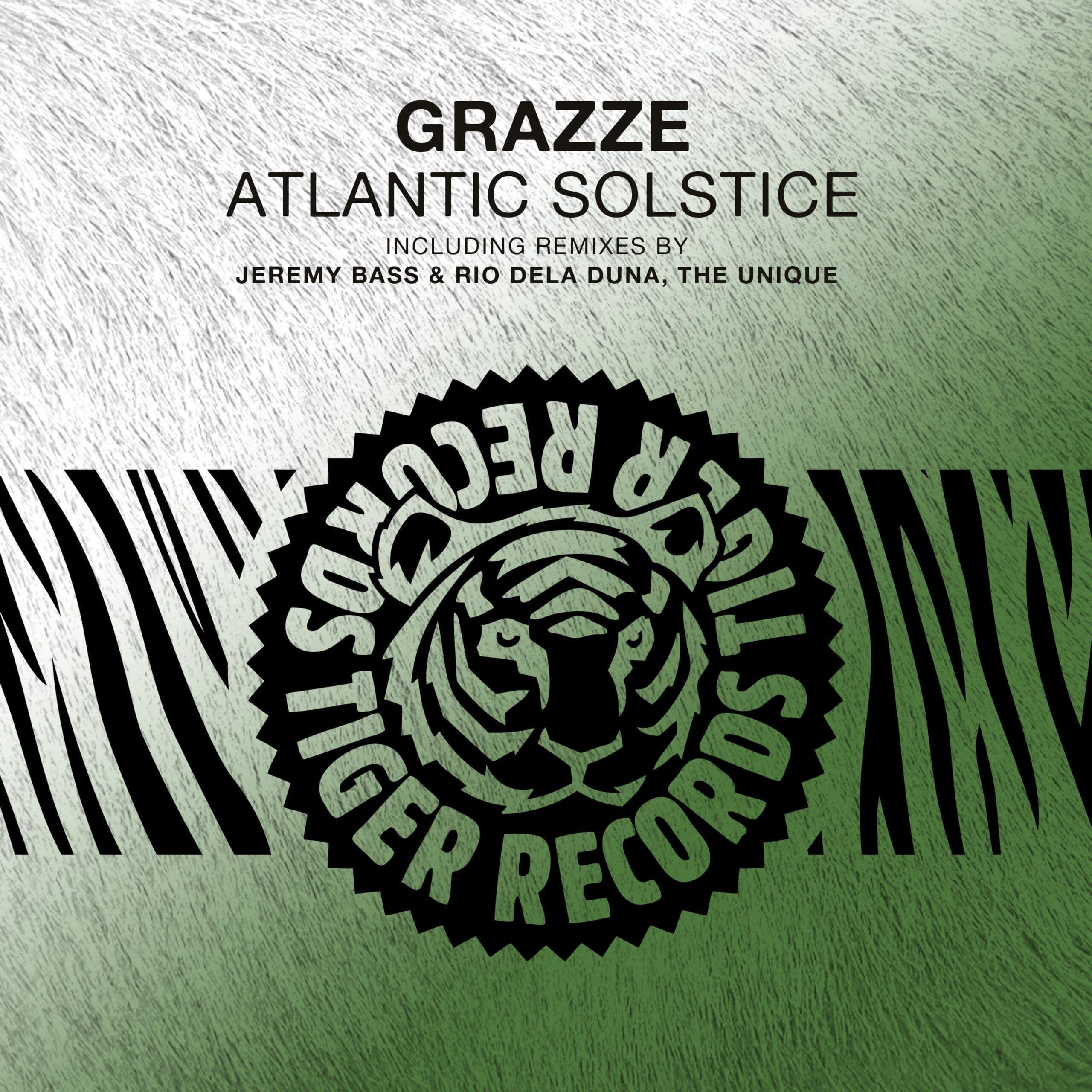 "GRAZZE presents his ""Atlantic Solstice EP"" on Tiger Records"