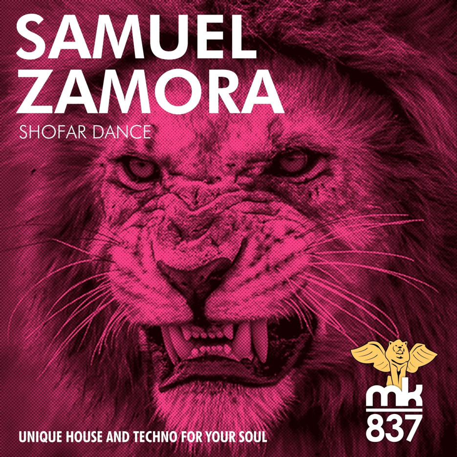 "Samuel Zamora serves up ""Shofar Dance"""