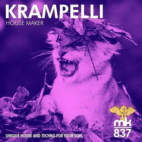 "New York based Krampelli returns to MK837 with ""House Maker"""