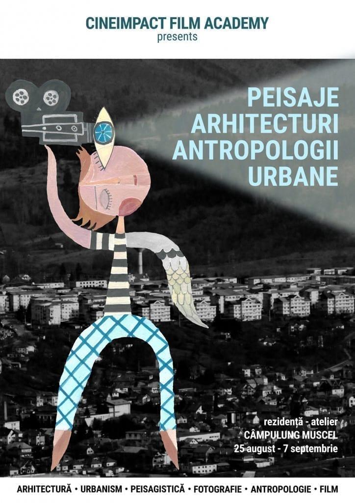 Rezidenta Peisaj,Arhitecturi, Antropologii Urbane
