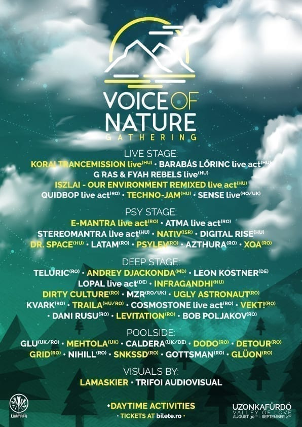Voice of Nature 2018