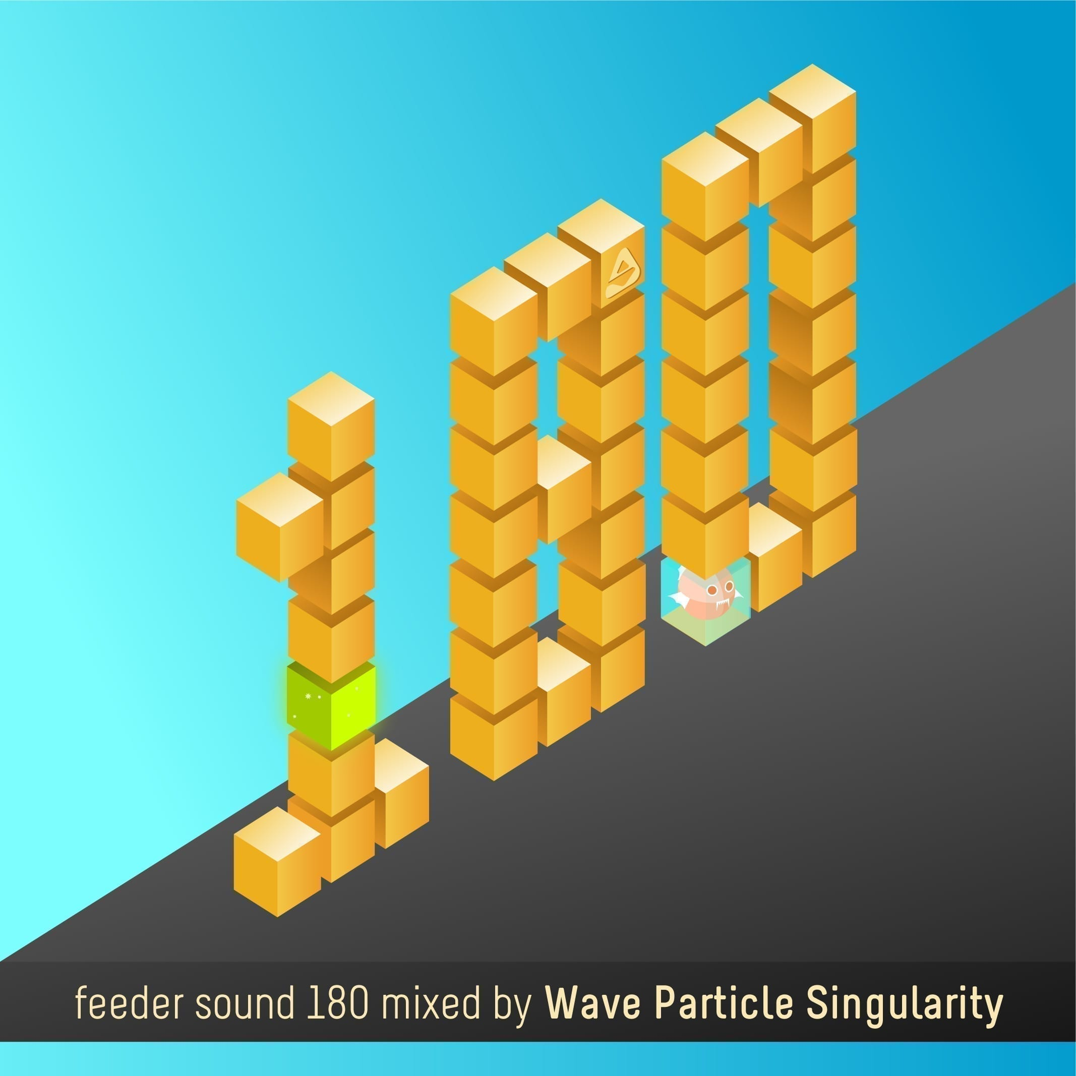 feeder sound 180 mixed by Wave Particle Singularity