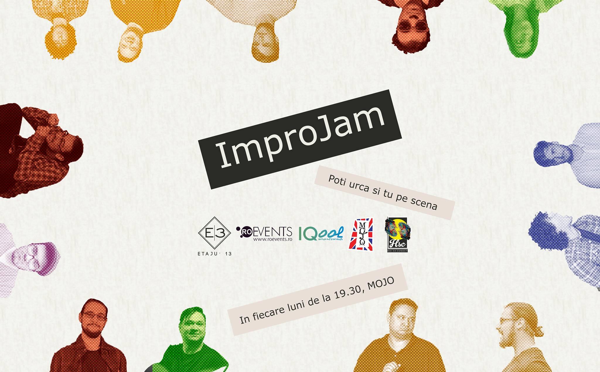 Etaju' 13 - Impro Jam XXIV 13.08.2018