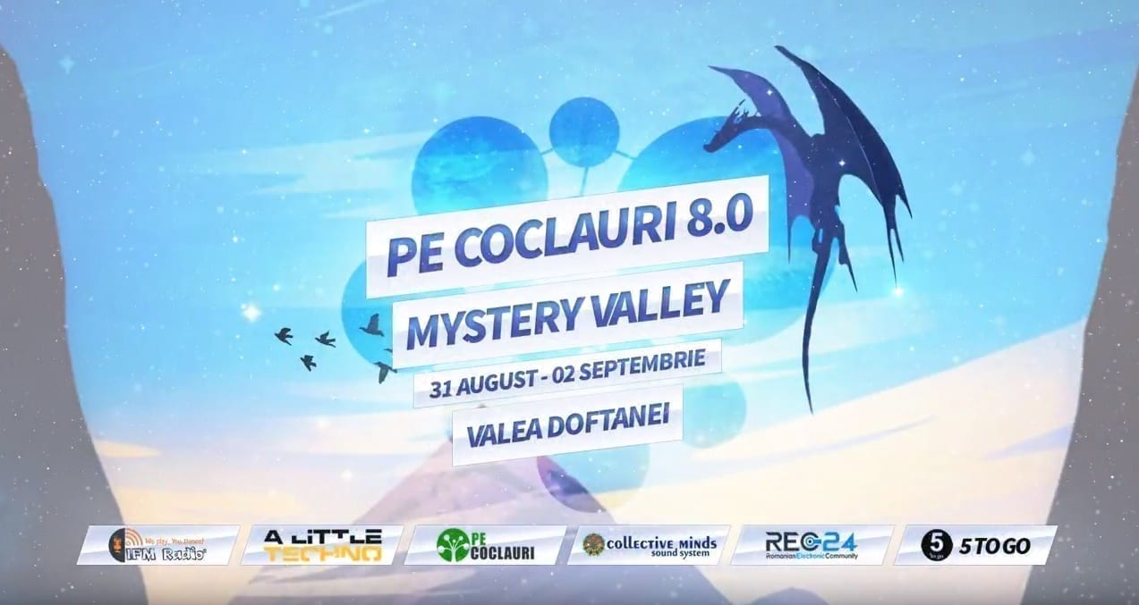 Pe Coclauri 8.0 Mystery Valley