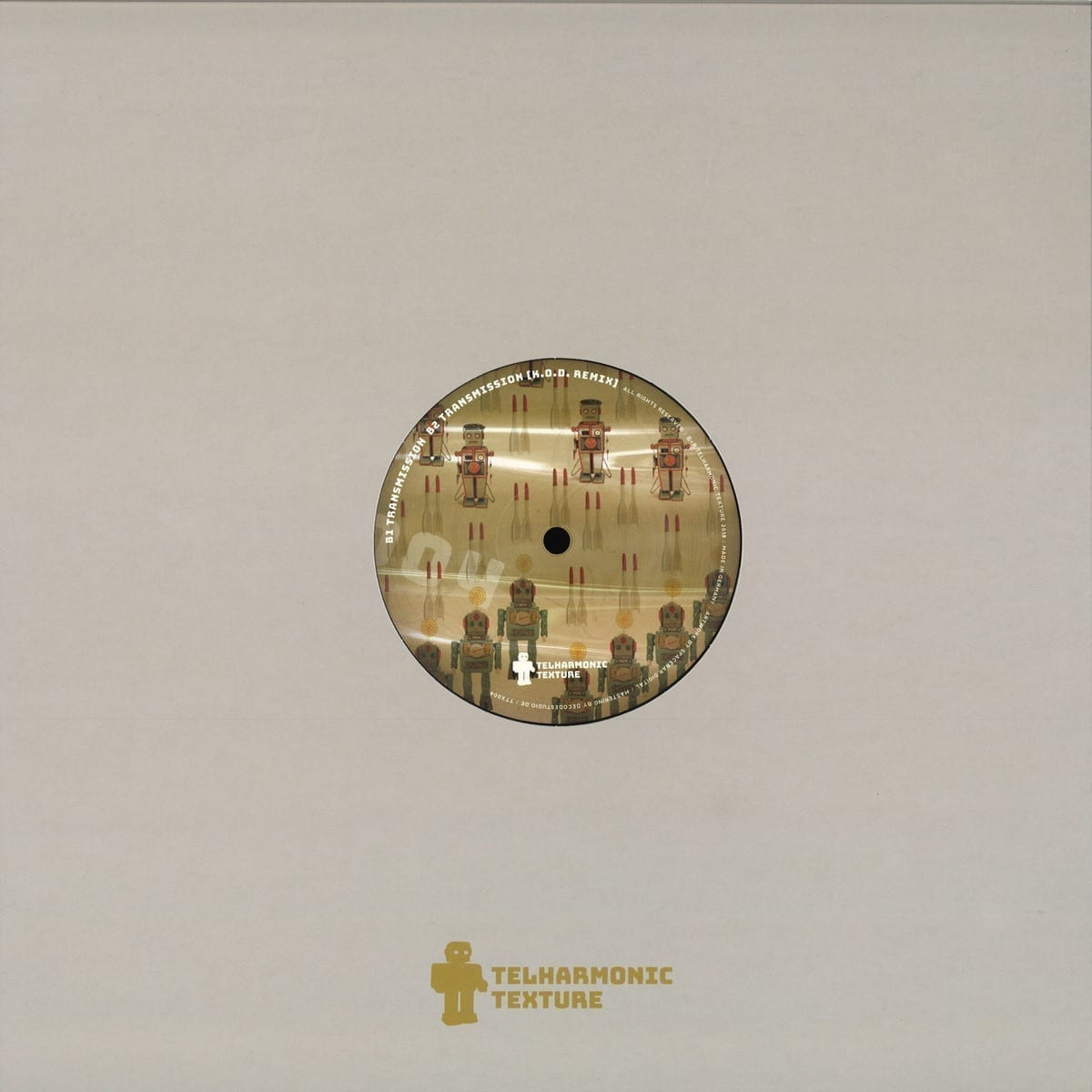 pressure point rainbow transmission EP back