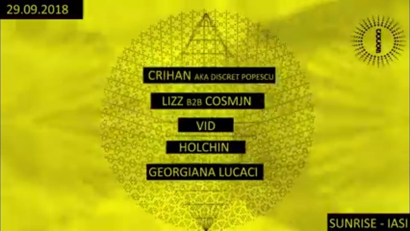 Cocos S/1: Crihan - Cosmjn b2b LIZZ - VID - Georgiana - Holchin