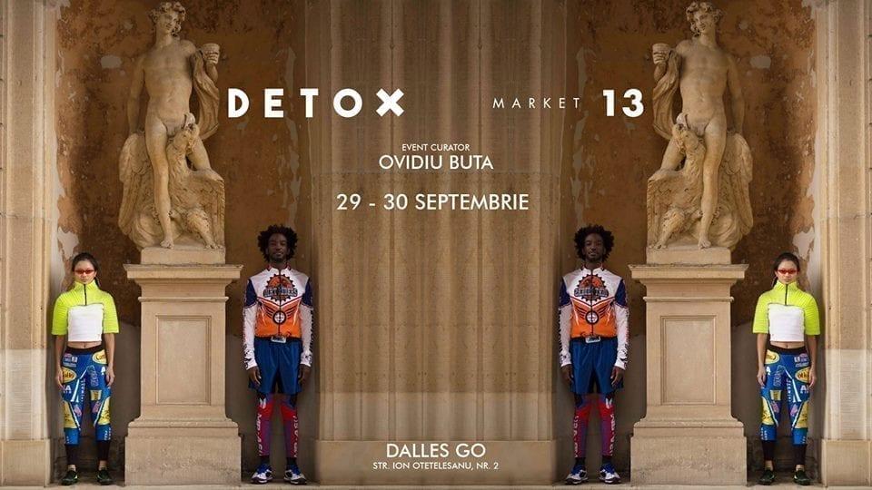 Detox+Market 13 - Berlin meets Bucharest