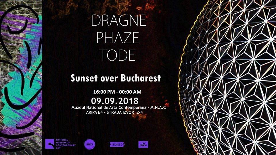 Sunset over Bucharest | Dragne, Phaze, Tode