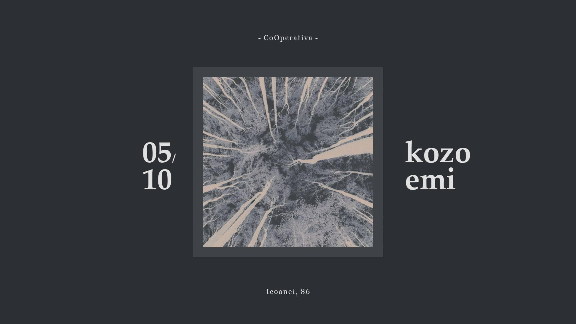 Kozo / Emi @Cooperativa