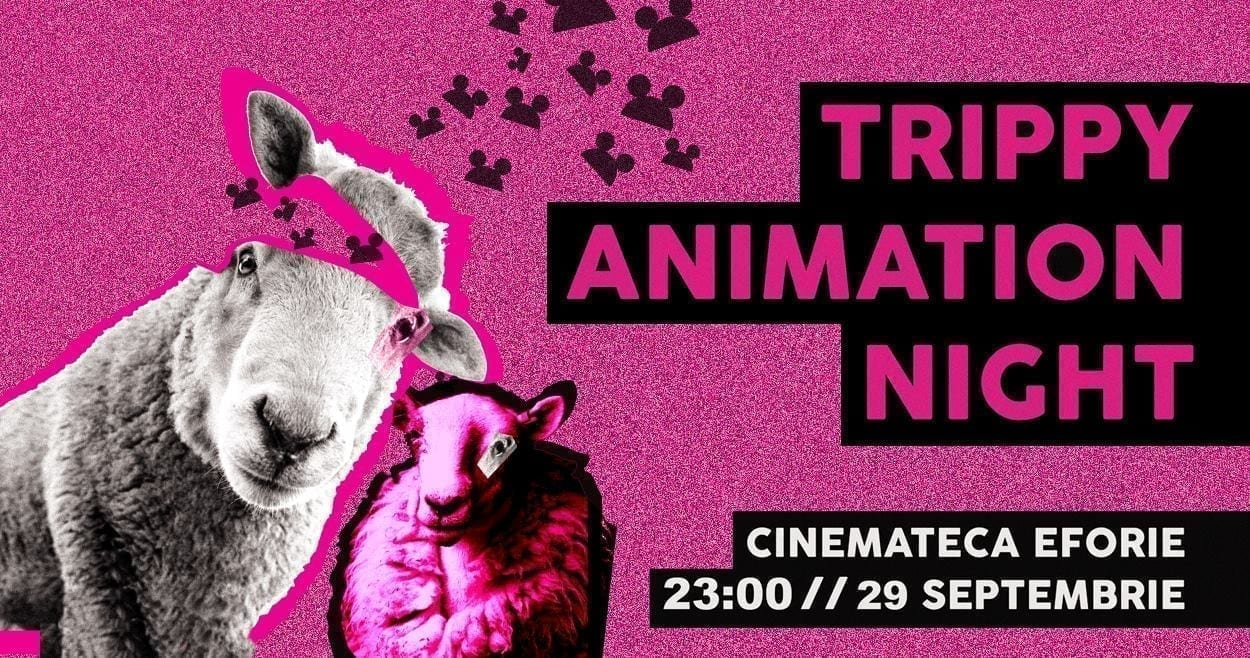 Trippy Animation Night 2018
