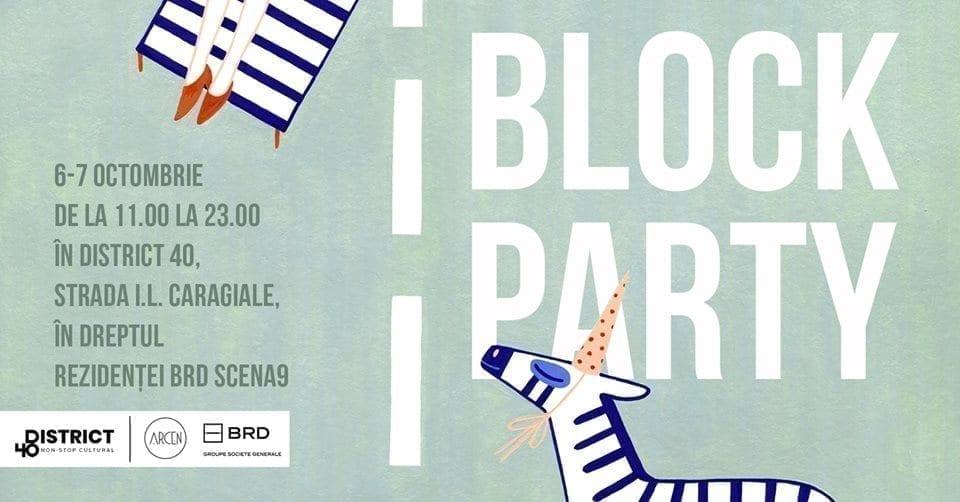 Block Party în District 40