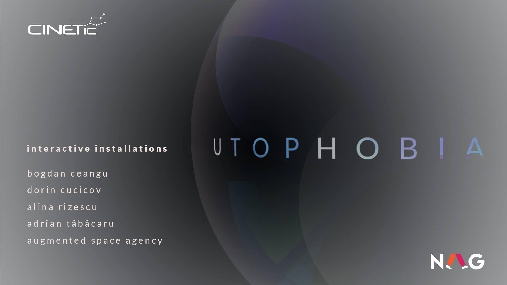 Utophobia - Noaptea Albă a Galeriilor