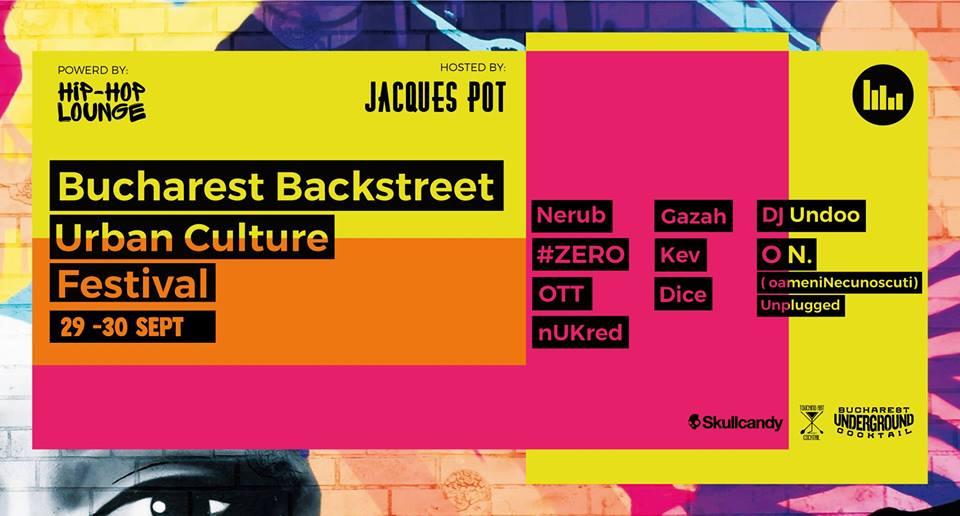 Bucharest Backstreet Festival