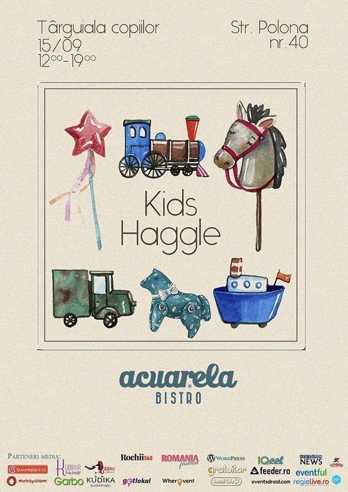 Kids Haggle - Târguiala copiilor at Acuarela