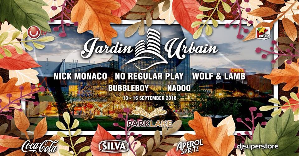 Jardin Urbain - Septembrie 2018