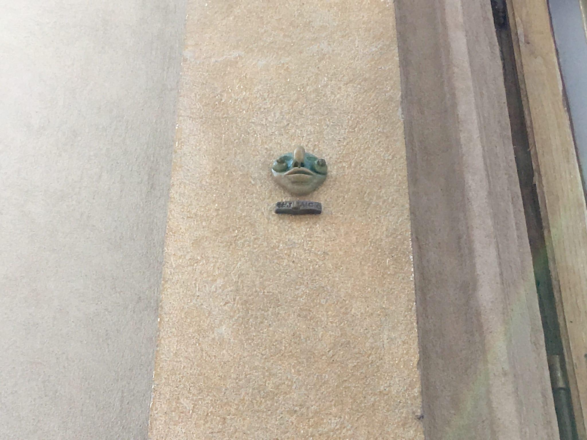 J.Ace street art Bucharest Arthur Verona CAPITOL 1