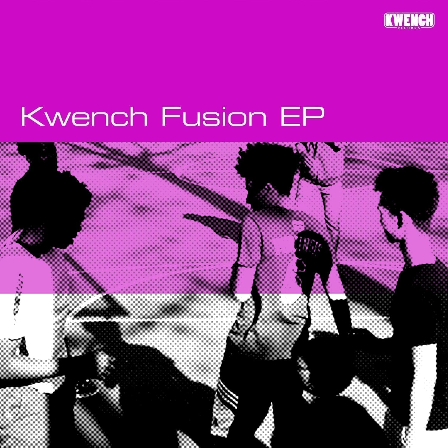 Cassy drops various artists 'Fusion' EP on Kwench Records KWR007