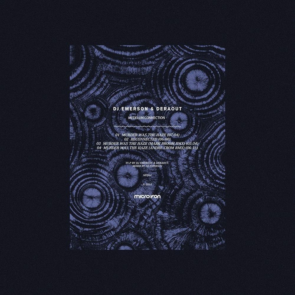Andre Crom & Mark Broom remix DJ Emerson &Deraout's Murder Was The Haze