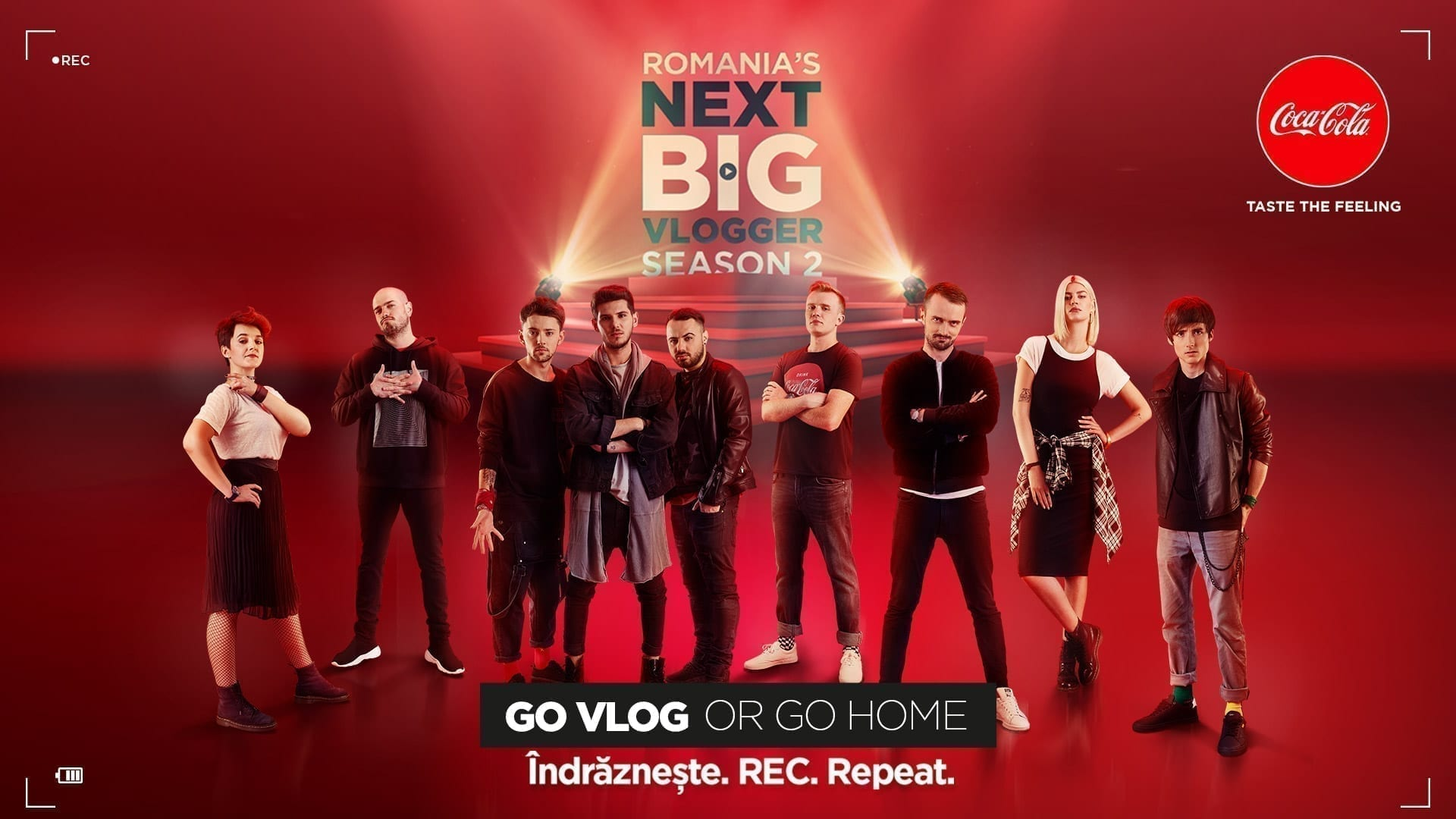 Next Big Vlogger, ediția a doua – șansa pasionaților de vlogging la un start fabulos în carieră