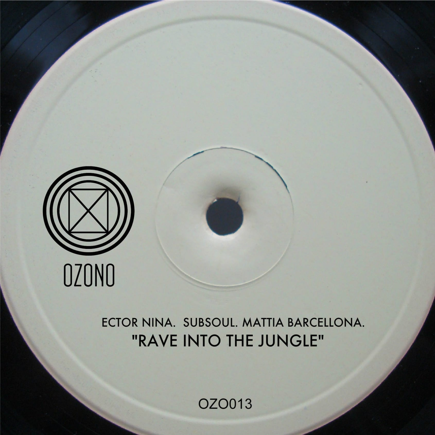 "Ector Nina, Subsoul and Mattia Barcellona present ""Rave into the Jungle"""