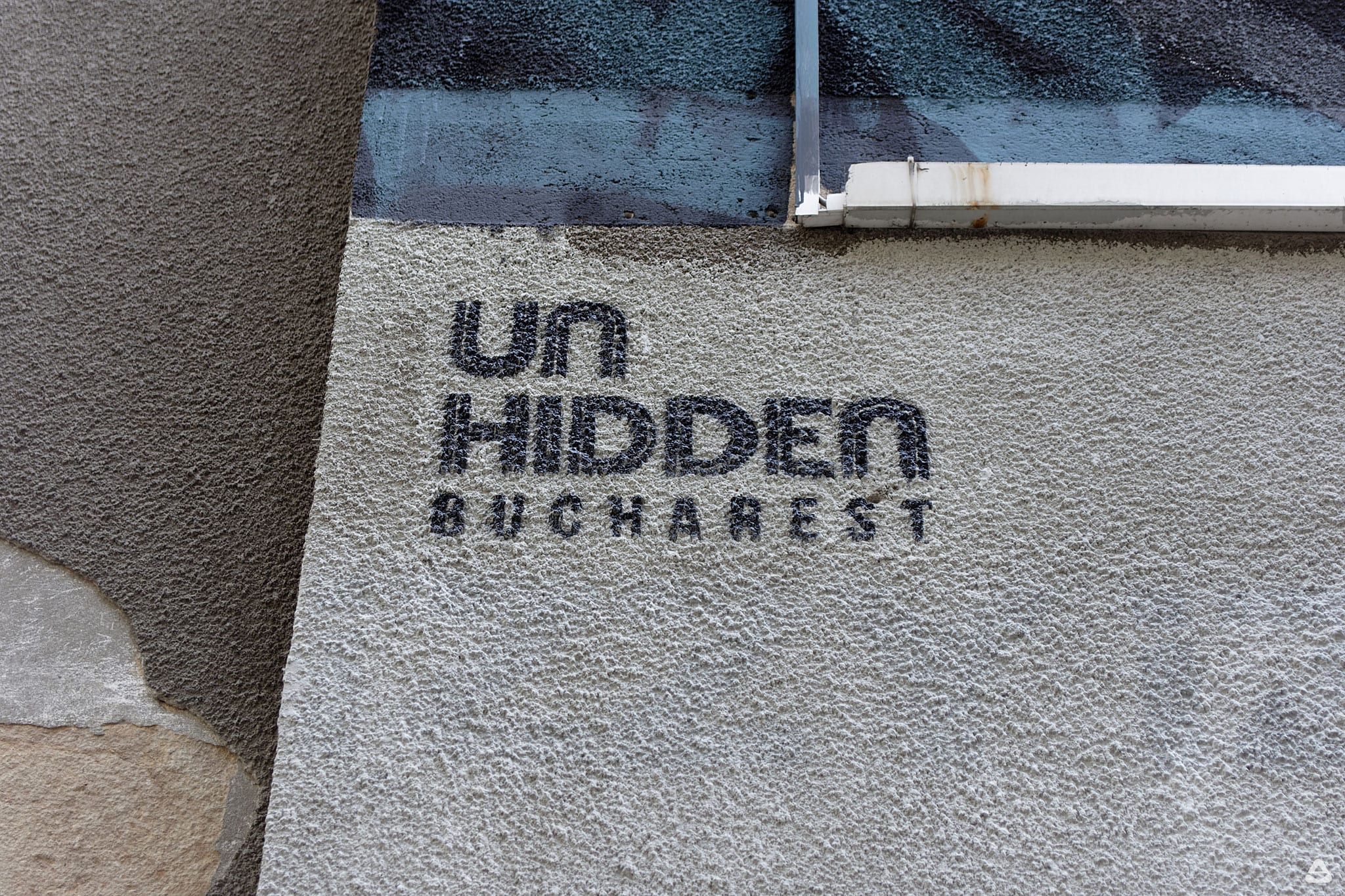 Izzy Izvne Un-hidden Bucharest