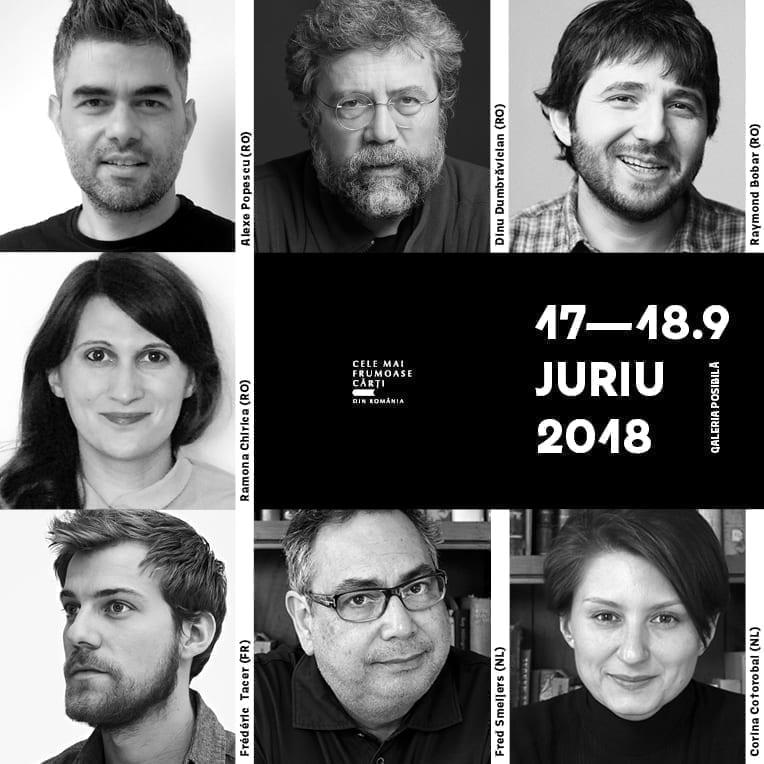 """""""Cele mai frumoase cărți din România"""", ediția 2018"""