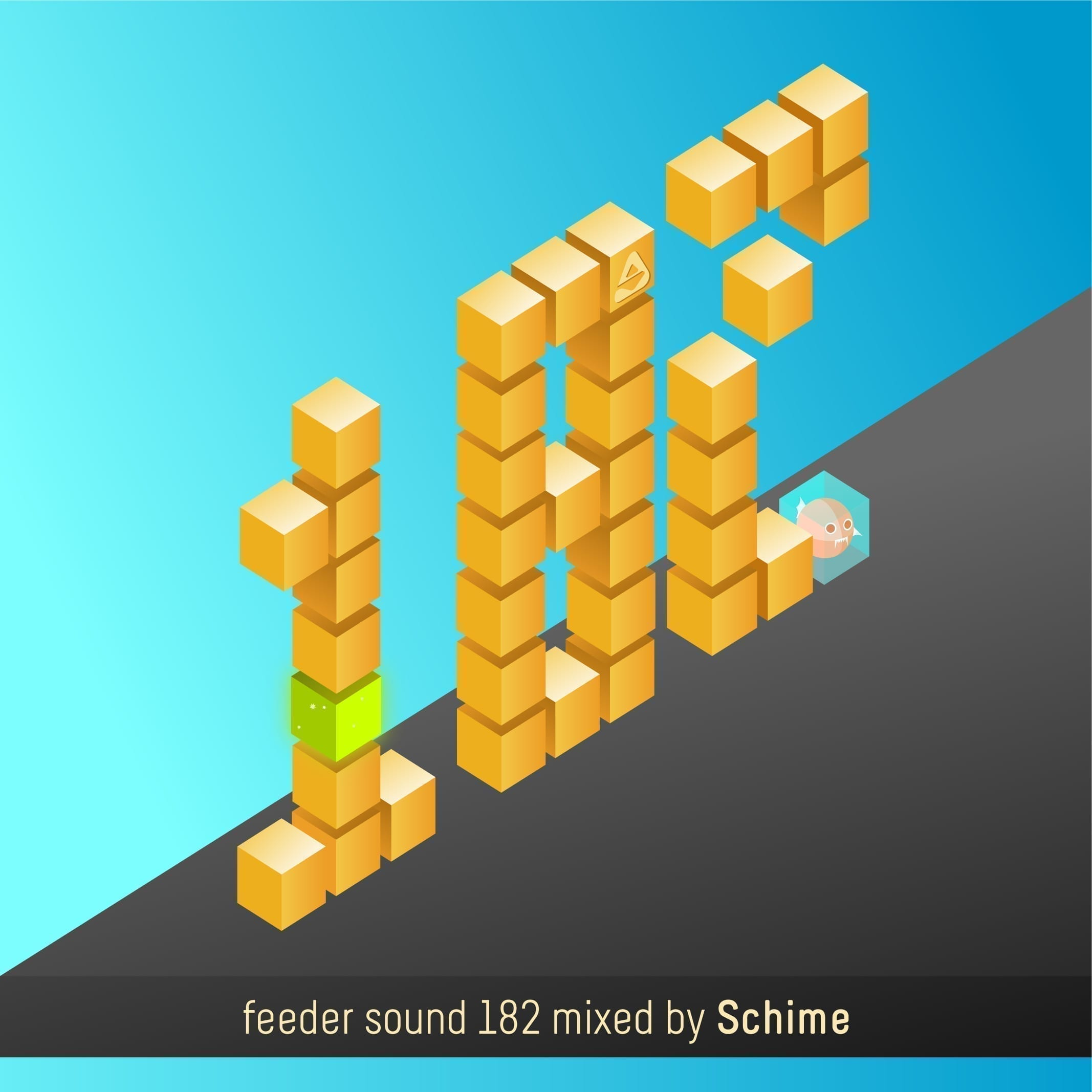 feeder sound 182 mixed by Schime