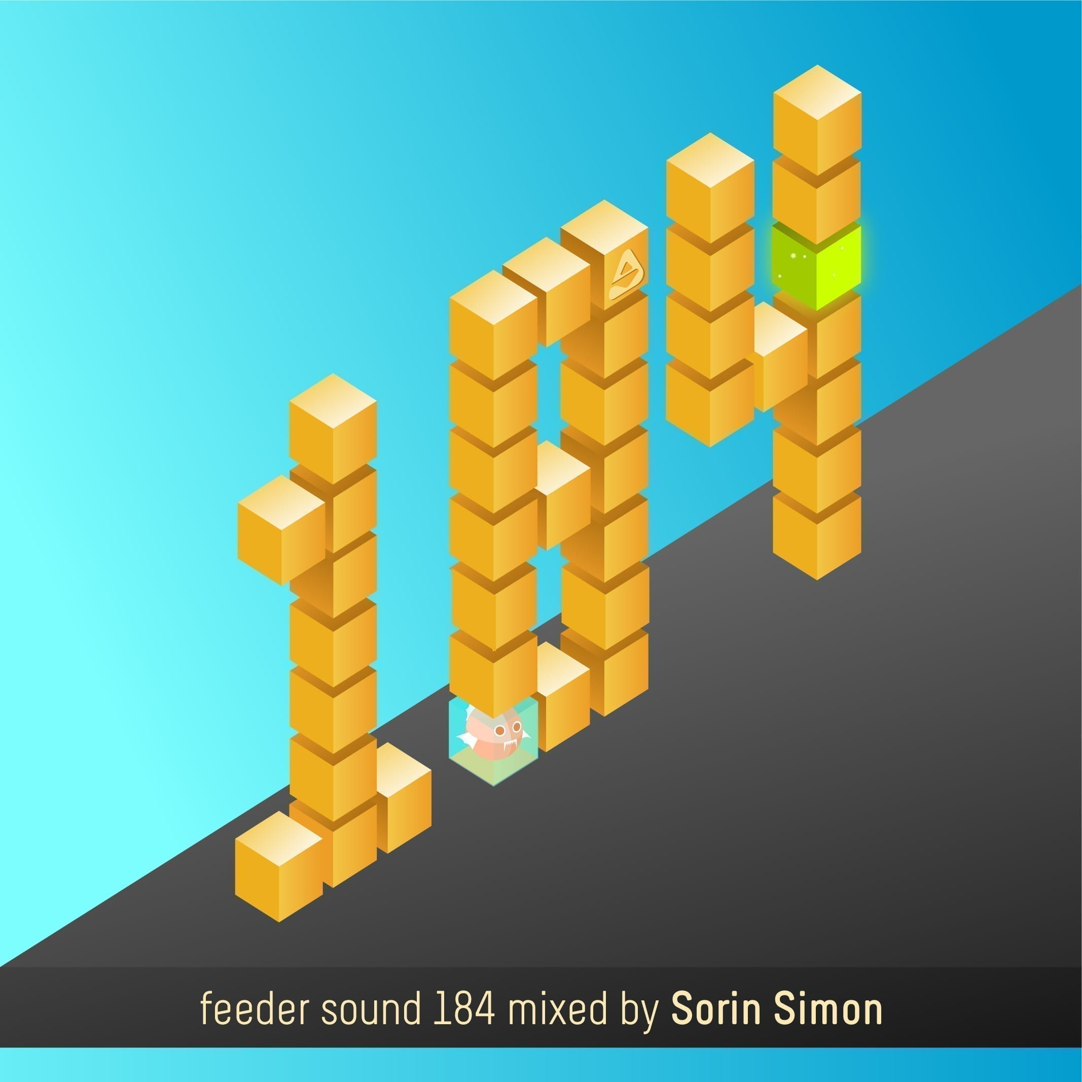 feeder sound 184 mixed by Sorin Simon
