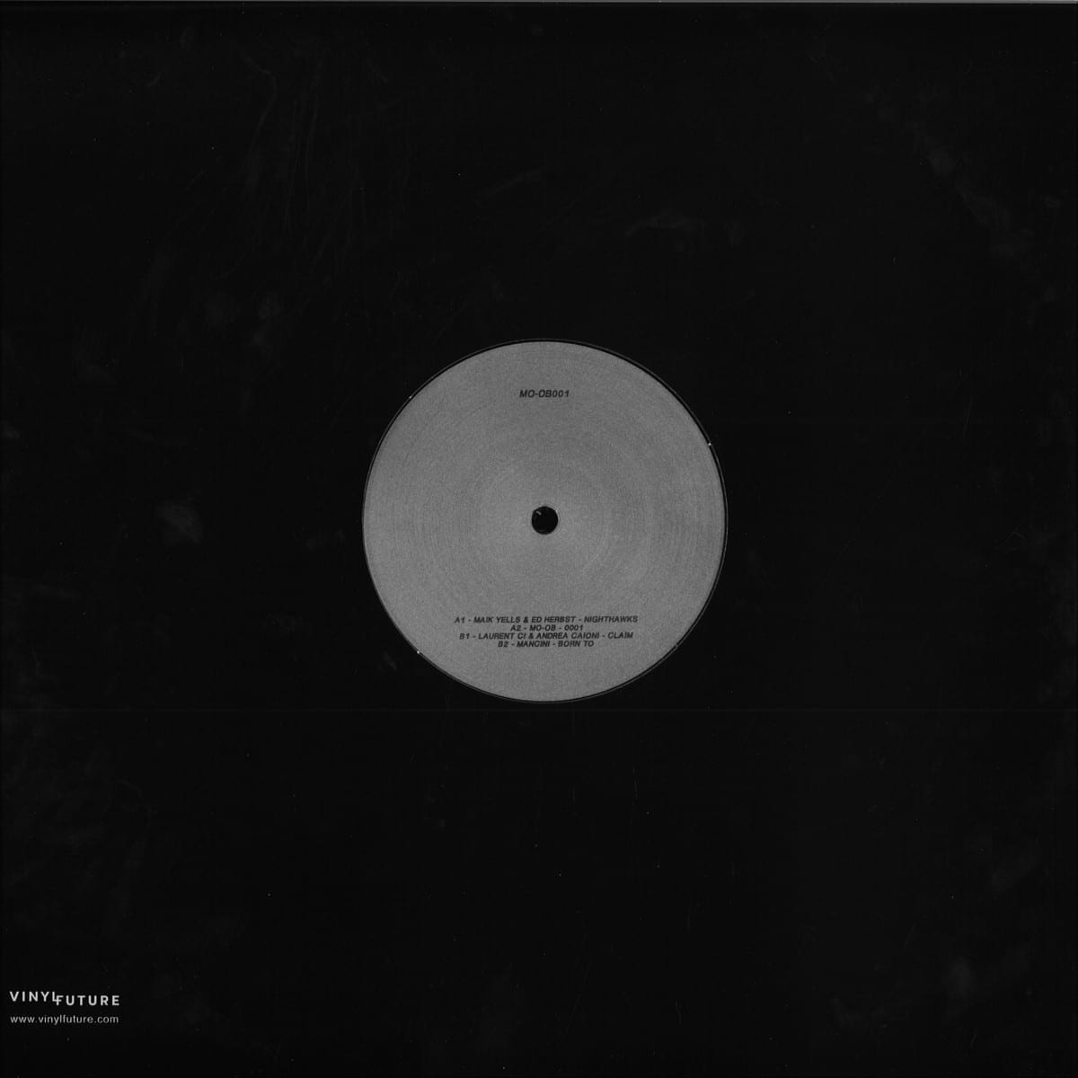 various artists mo-ob 001 back