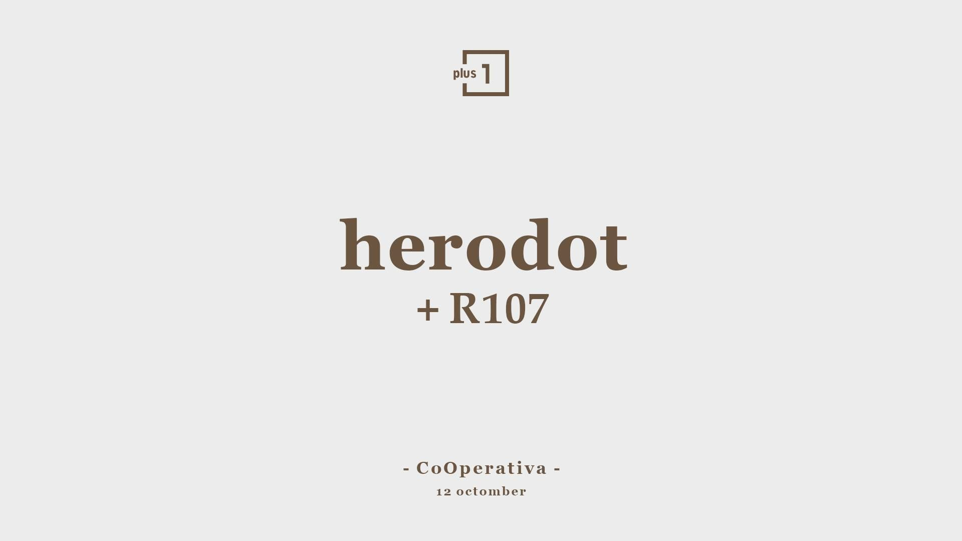 Herodot + R107