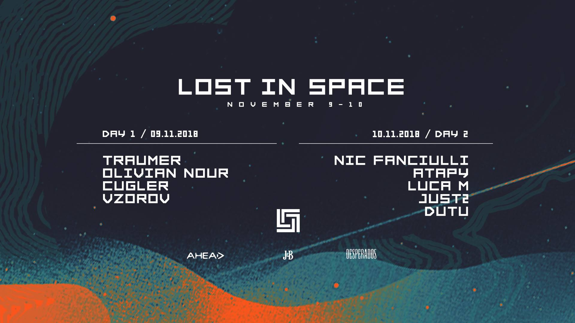 Lost In Space Festival 2018