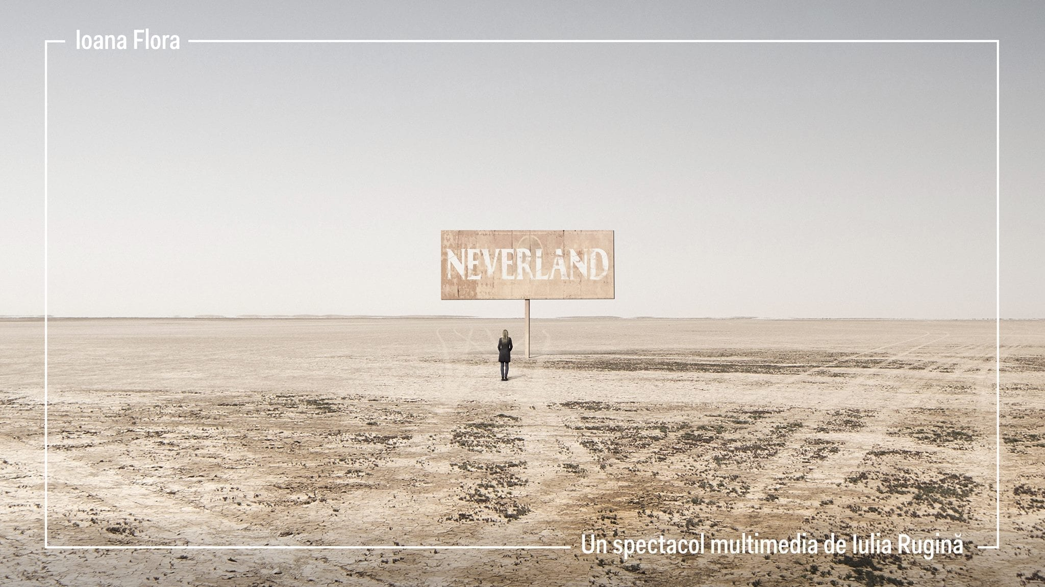 Neverland - spectacol multimedia
