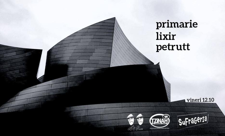 Lost Classic invites Tzinah: Primarie • Lixir • Petrutt
