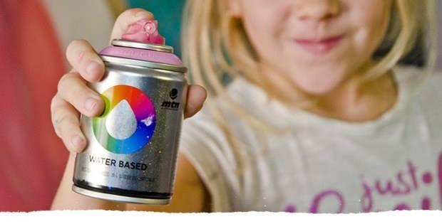 Graffiti workshop для детей 6-10 лет!