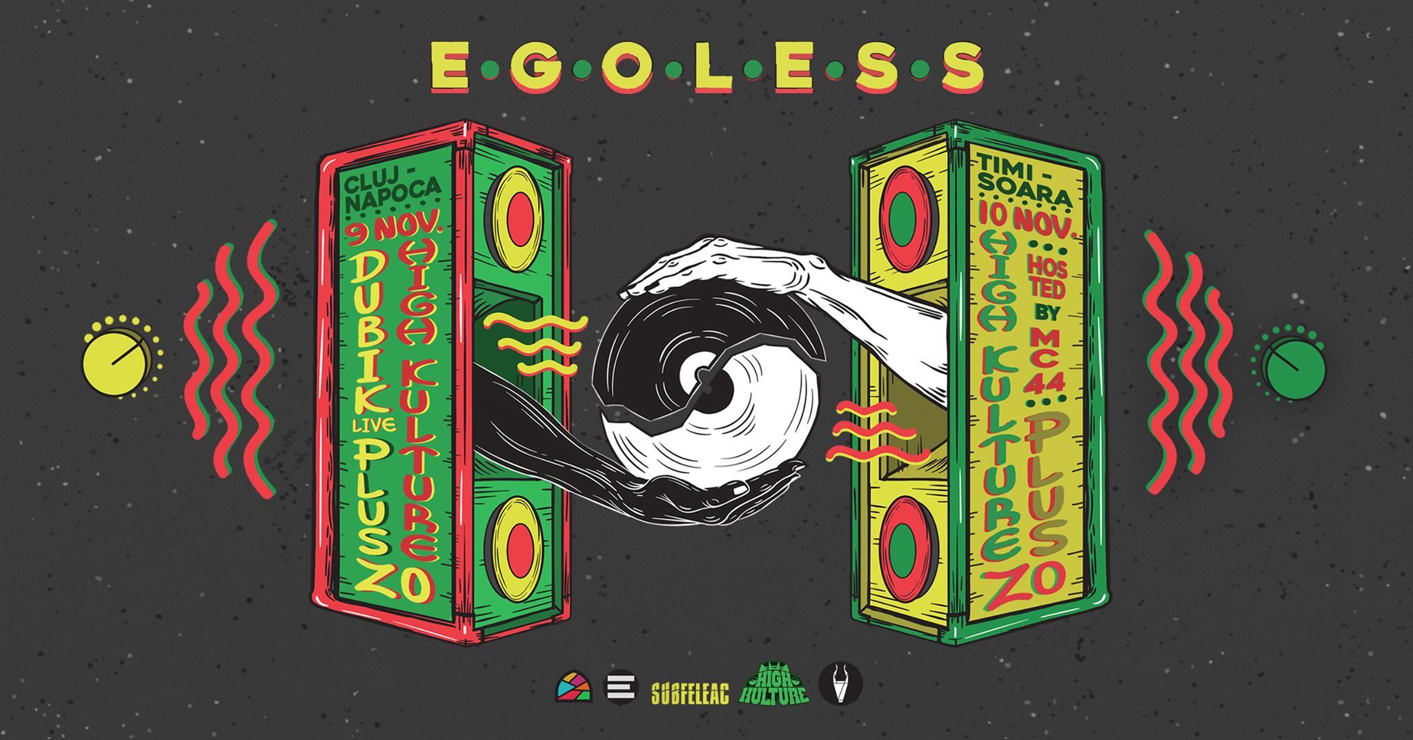 Egoless - Gazette