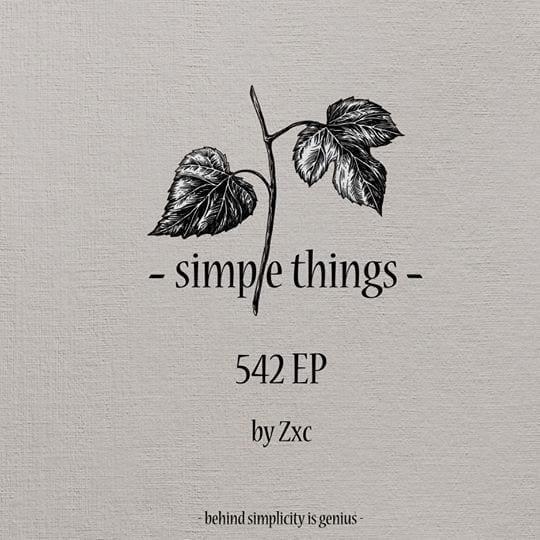 zxc - 542 EP