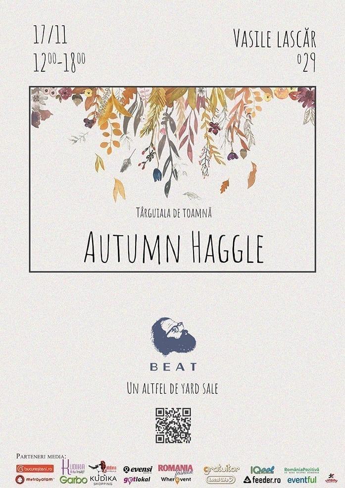 Autumn Haggle ll - Târguiala de toamnă at BEAT bar umanist