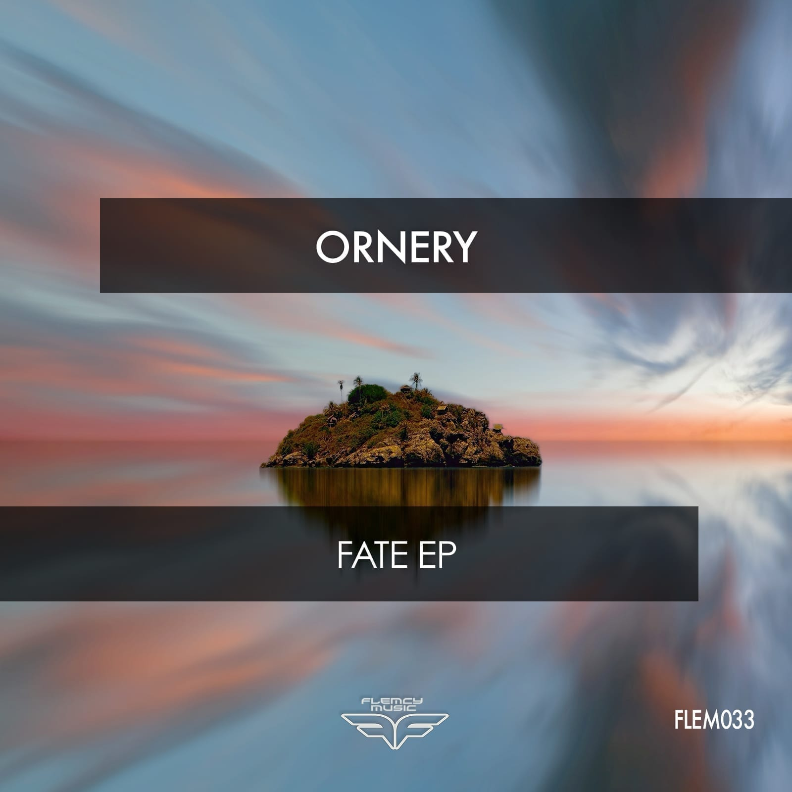 "Ornery presents ""Fate"" EP, out soon on Flemcy Music"
