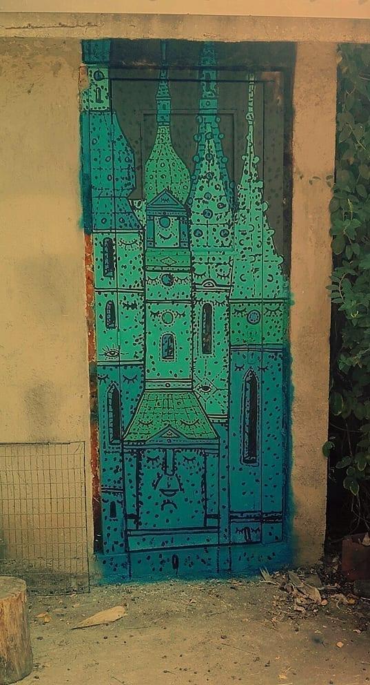 Lucian Nita - KSELEQOQYNQYSHY mural