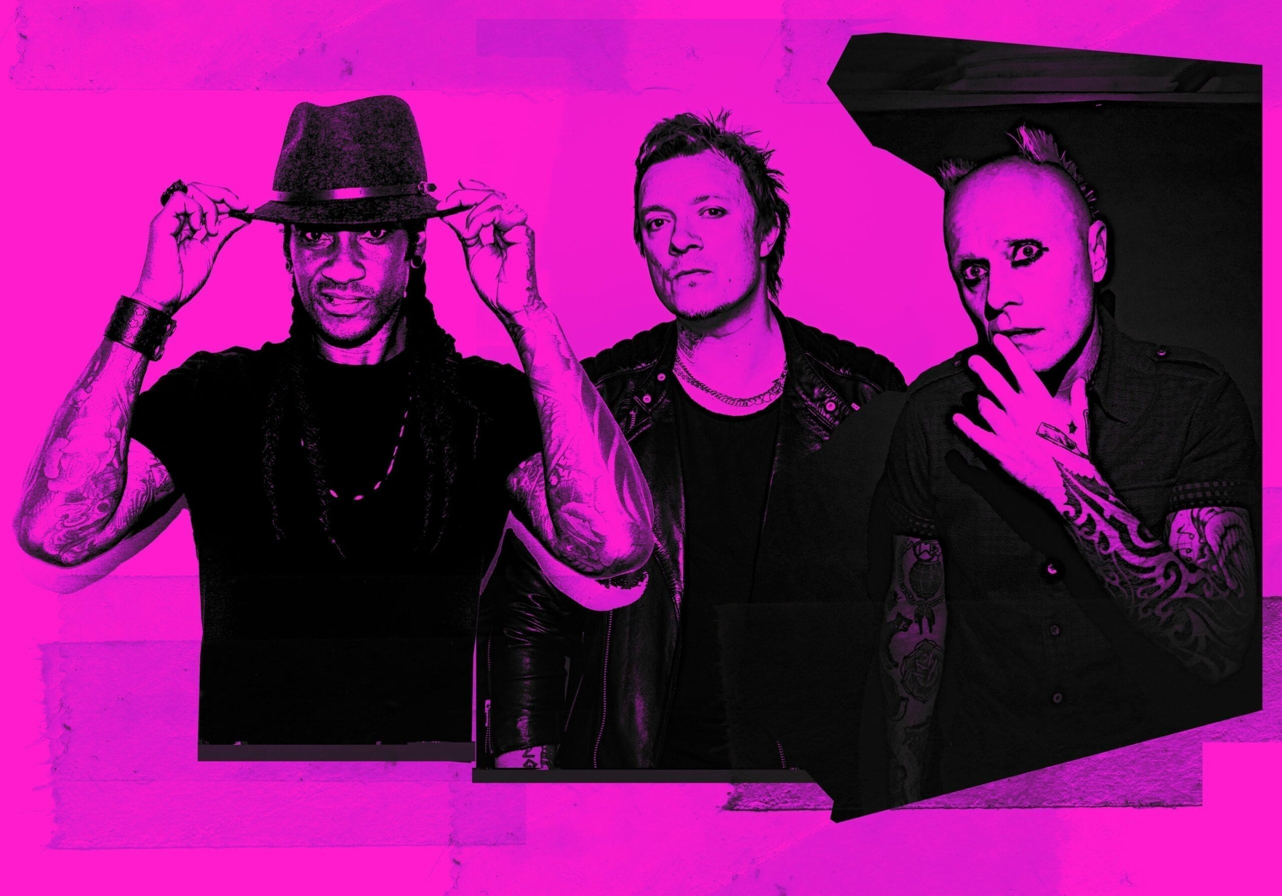 The Prodigy New album - 'No Tourists' - released November 2nd