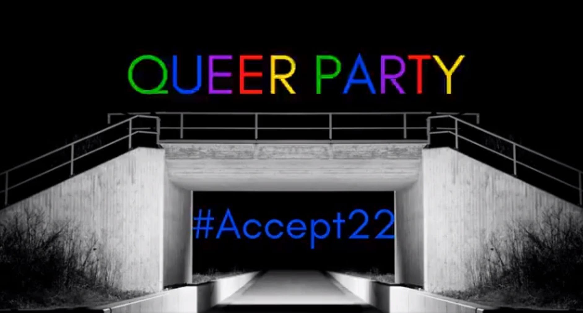 Accept22 | Anniversary Queer Party